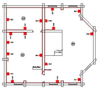 Как начертить план дома и сделать его планировку